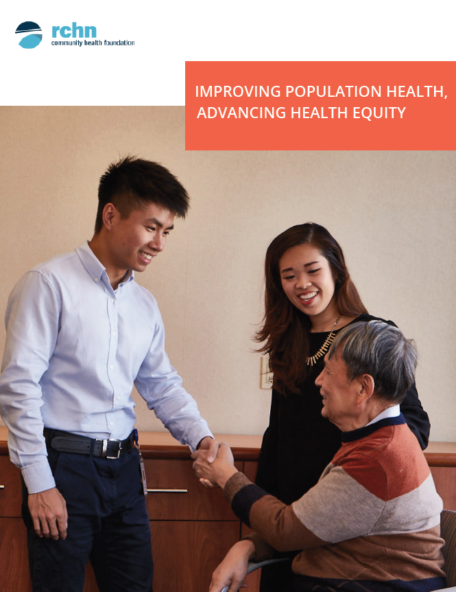 Improving Population Health, Advancing Health Equity, Jan 2019
